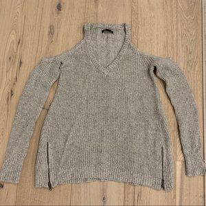 2/$15 - American Eagle Cold Shoulder Sweater
